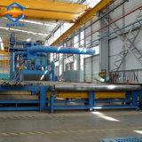 La plaque en acier de tôle en acier Explosion de la machine de nettoyage de surface