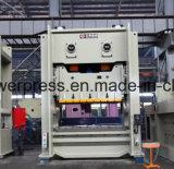 Máquina excêntrica automática da imprensa de potência do melhor preço