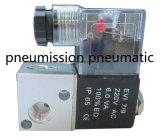Elettrovalvola a solenoide pneumatica (3V1 serie), valvola pneumatica