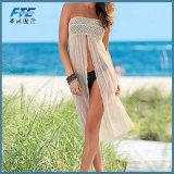 Верхние части платья Long Beach Swimwear Kaftan маскировки