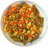 Горячий продавая законсервированный овощ смешивания от Китая