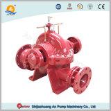 Double boîtier de fractionnement d'aspiration de pompe à eau de grande capacité