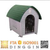 Haustier-Produkt-im Freien Plastikhundenettes Haus