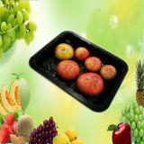 Pp.-Plastikfrucht-Tellersegmentmit/ohne saugfähige Auflage