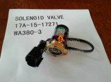 小松Wheel Loader、Solenoid Valve (17A-15-17271)のEngine Parts