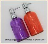 Bottiglia di vetro Housewear del liquido di lavaggio della mano & cristalleria dell'arredamento