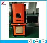Máquina de la marca del laser para la botella de cerámica y de cristal