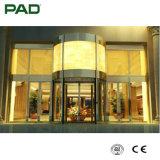 Luxury 3 Vidro de Porta Giratória com boa qualidade