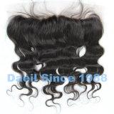 Chiusura del merletto dei capelli cinesi di Remy