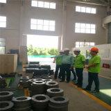 Usine de recyclage des pneus usagés durables au projet d'huile de carburant