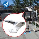 alumbrado público solar al aire libre de 20W LED