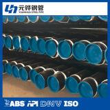 Pipe en acier sans joint du carbone 273*7 pour le service de fissure de pétrole