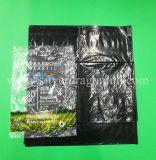 Sacos de lixo Eco-Friendly, operação de descarga biodegradável