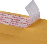 Enveloppe exprès d'impression de fichier noir de douane