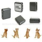 Mini perseguidor del GPS de los animales domésticos para el gato/el perro con la Geo-Cerca que sigue V8