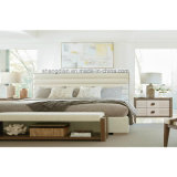 Modern Hotel Bed Room Furniture White Bedroom Furniture Set