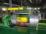 変圧器のラミネーションのためのケイ素の鋼鉄切り開くライン