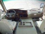 De grote van de Diesel van de Minibus van de Onderlegger voor glazen van de Motor van Cummins van de Capaciteit VoorBussen Bus van de Reis