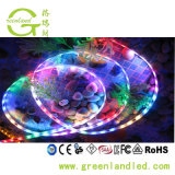Ce compteur RoHS 30LED/IP67 12V WS2811 IC 5050 SMD LED couleur changeante Strip Light