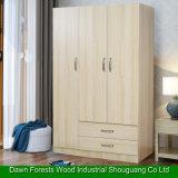 Schlafzimmer-Platten-Typ Entwurfs-Garderobe (DFW-W0023)