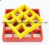 섬유유리 격자판, FRP 격자판, GRP 격자판, 주조된 격자판, Pultruded 격자판