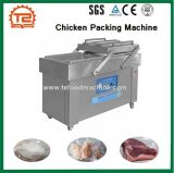 Double Chamber Fish and Meatus Chicken Packing Machine
