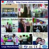 Casa modular digna prefabricada de Alemania construida en China