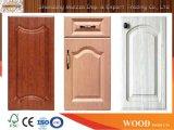Пвх меламина двери распределительного шкафа в европейском стиле в мебели и создание