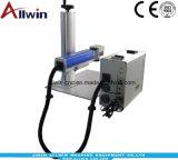 marcadora láser de fibra con fuente láser 10W, 20W, 30W, 50W