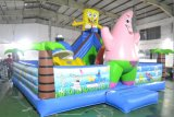 美しいKids Inflatable Bouncer、Beautiful Printing中国Whole SaleのBounce House