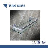 De Planken van het glas voor de Zaal/de Hoek/de Muur/de Decoratie van de Was