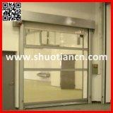 Industrial PVC rápida implantação porta / Fast rolamento automático porta do obturador (ST-001)