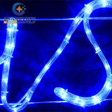 Animated 290cm Wide LED Bleu 'Joyeux Noël' Motif Rope Lights