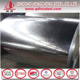 Los materiales de construcción Dx51d/SGCC Gi bobinas de acero
