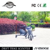 Bicicleta eléctrica 2016 de las ruedas de China 100W tres para la venta (JY-ES002)