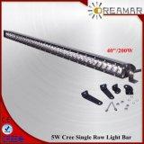 barre d'éclairage LED de CREE de 200W 40inch pour 4X4 tous terrains