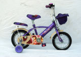 "2016 Hot 12 Inch Princess Children Bicycle / Attractive Little Princess 12 ""Pink Kids Bicycle à vendre / New Style Baby Bikes"