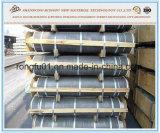 Electrodo de grafito para la producción de ferroaleaciones, la producción de silicio metal