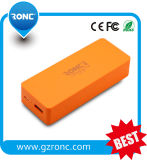100% True Capacity 4000mAh Portable Mobile USB External Power Bank