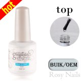 Tremper Rosynails hors de la base UV Gel, le gel de couleur, Top Coat polonais de gel
