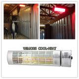 Aquecedor de banheiro aquecido à prova de água de aquecimento do banheiro (IP65)