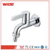 真鍮の単一のハンドルの冷水の蛇口の洗濯機の蛇口