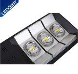 Aluminunの合金の可変性構成180Wは白いLEDの街灯を暖める