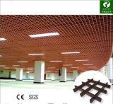 環境の非ホルムアルデヒドの屋内木製のプラスチック合成物WPCの天井