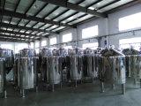 Depósito de fermentación de la cerveza del acero inoxidable