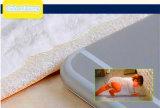 autoadesivo della parete della gomma piuma del PE 3D per le mattonelle di Decorection della stanza