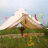Feuerfest Import-kampierendes Segeltuch-Hirte-Zelt imprägniern