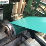 La plaque en acier Matériel en acier revêtu de couleur PPGI bobine