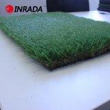 최고 3/8 인치 광택이 없는 호텔 훈장 합성 뗏장 인공적인 잔디