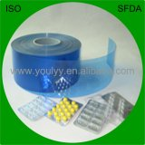 Película de PVC rígido transparente para el embalaje